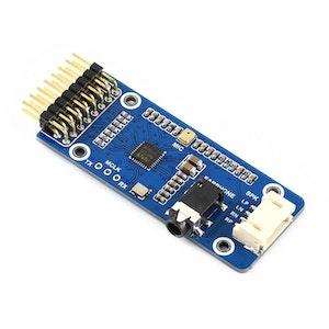 Ljudkort, kompatibelt med Arduino