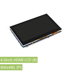 4.3inch HDMI LCD for Pi