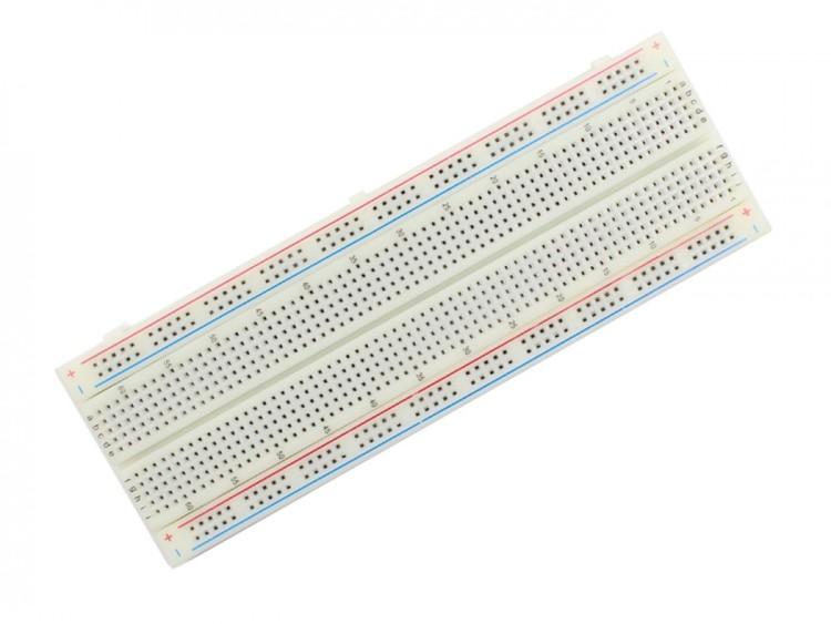 Kopplingsdäck (breadboard ) - 830