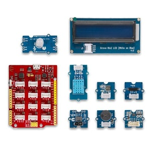 Grove Beginner Kit, compatible with Arduino