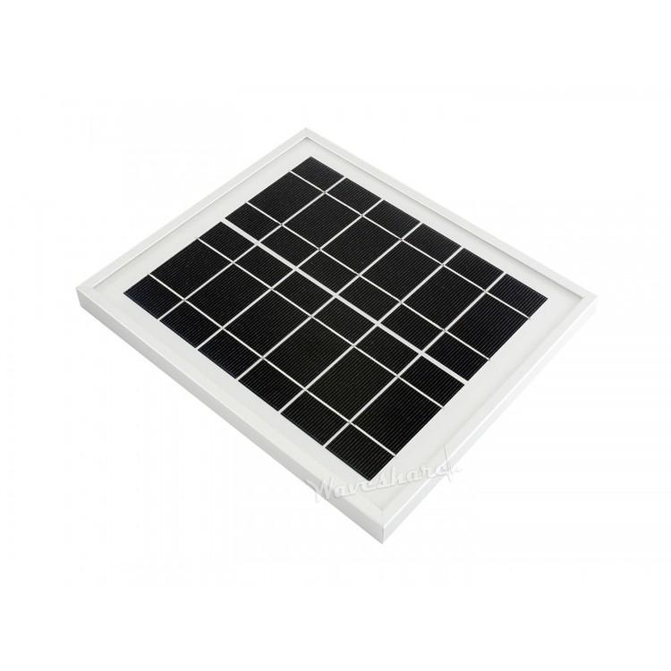 Solar Panel (6V 5W) kompatibel med Arduino