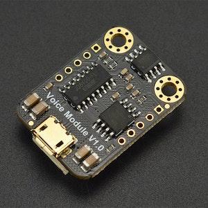 UART MP3 Voice Module