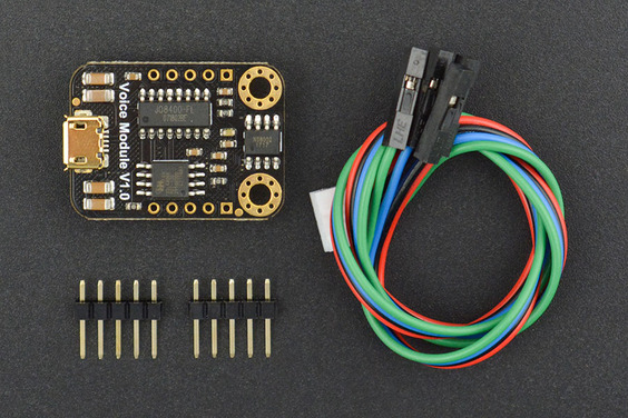 UART MP3 Voice Module