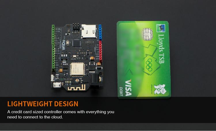 WiDo Arduino compatible WIFI IoT