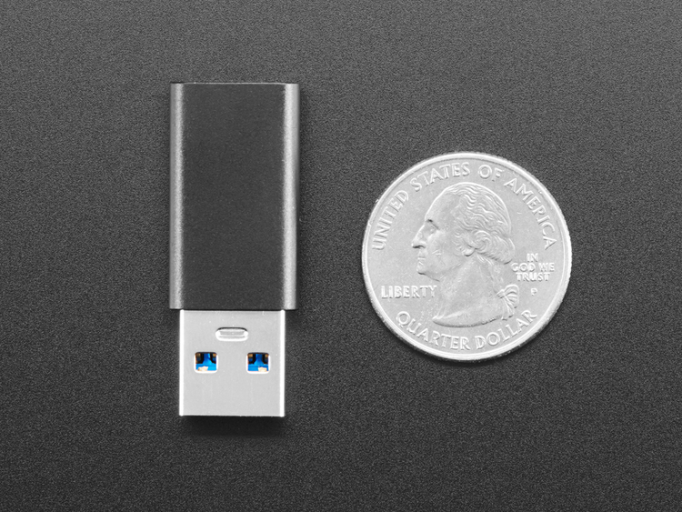 USB A to USB C Adapter