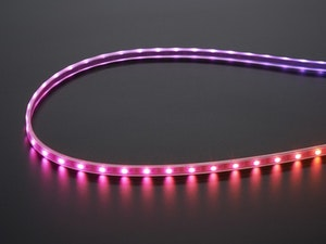 Adafruit NeoPixel Digital RGB LED Strip - White 30 LED - WHITE 1m