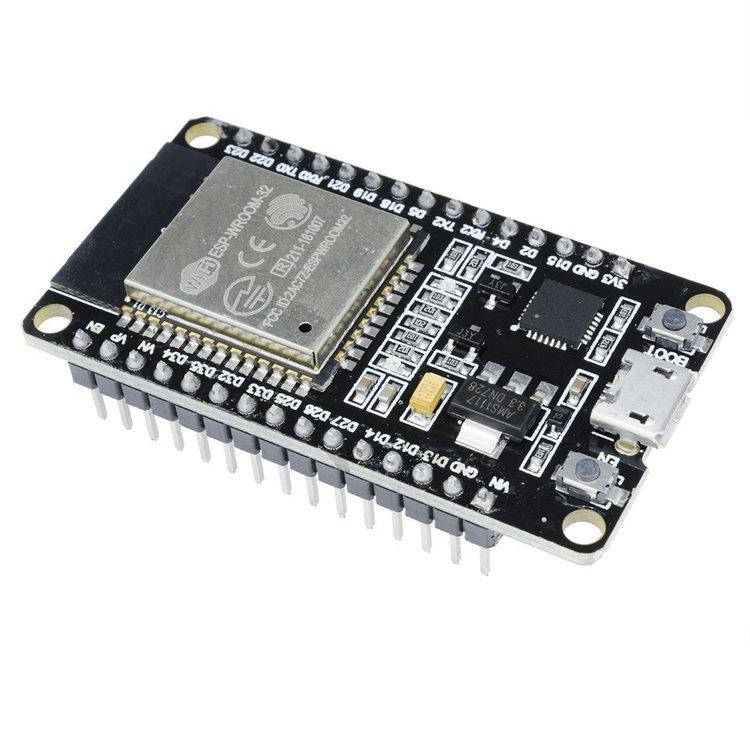 ESP32 utvecklingsbord WIFI Bluetooth