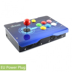 Arcade Console Powered by Raspberry Pi