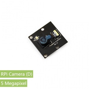 RPi Camera Fixed-focus