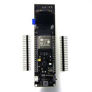 TTGO WiFi & Bluetooth Battery ESP32 0.96 Inch OLED Development Tool