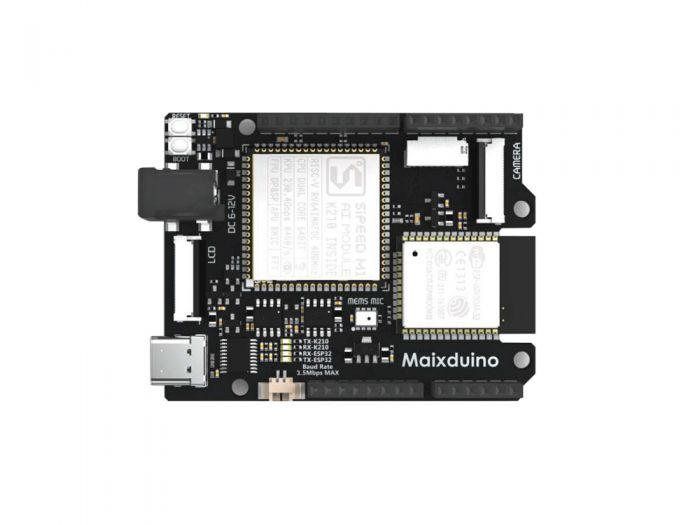 Sipeed Maixduino Kit for RISC-V AI + IoT