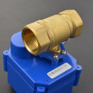 Solenoid Valve-DN20 control the flow of liquid