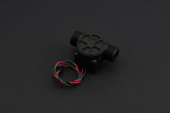 "Gravity: Water Flow Sensor (1/2"")"