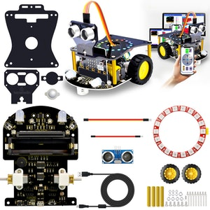 Micro:bit smart robot