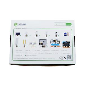 micro:bit smart science IoT kit