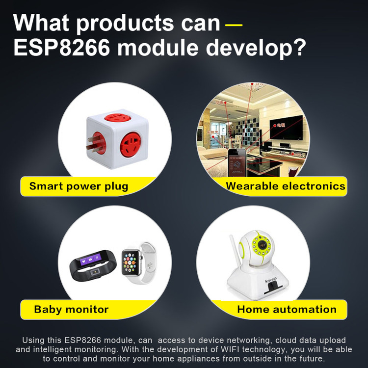 ESP8266 WIFI Module 2st