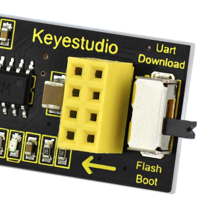 USB to ESP-01S Wifi Module