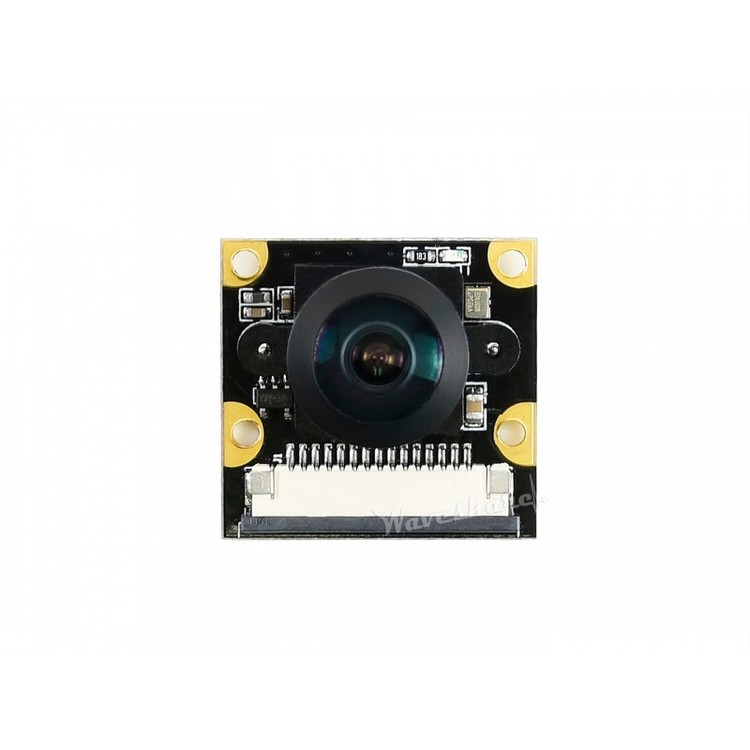 IMX219-160IR Camera, 160° FOV, Infrared, Applicable for Jetson Nano
