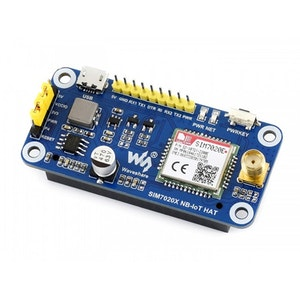 NB-IoT HAT for Raspberry Pi, for Europe
