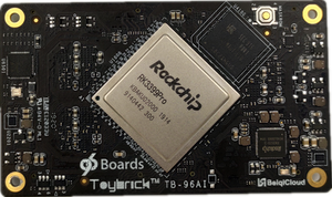 BeiQi RK3399Pro AIoT 96Boards Compute SoM