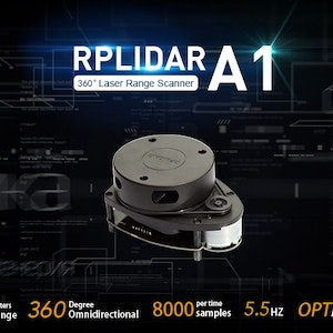 RPLiDAR A1M8 360 Degree Laser Scanner Kit - 12M Range