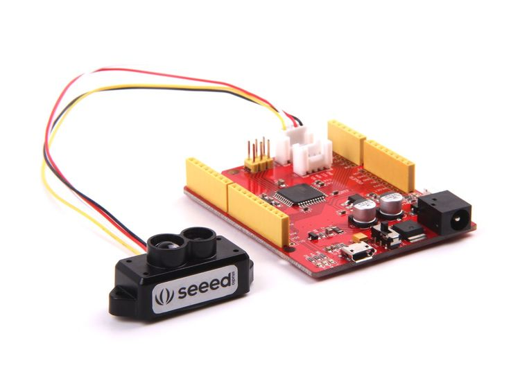 Seeedstudio Grove - TF Mini LiDAR with Seeeduino Lite