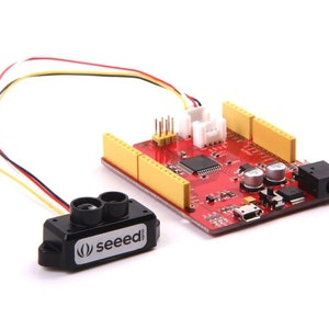 Seeedstudio Grove - TF Mini LiDAR with Seeeduino Lite