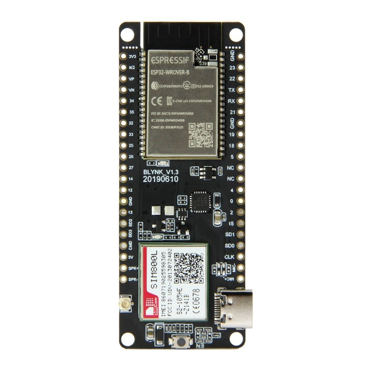 TTGO T-Call V1.3 ESP32 Wireless Module GPRS Antenna SIM Card SIM800L Module