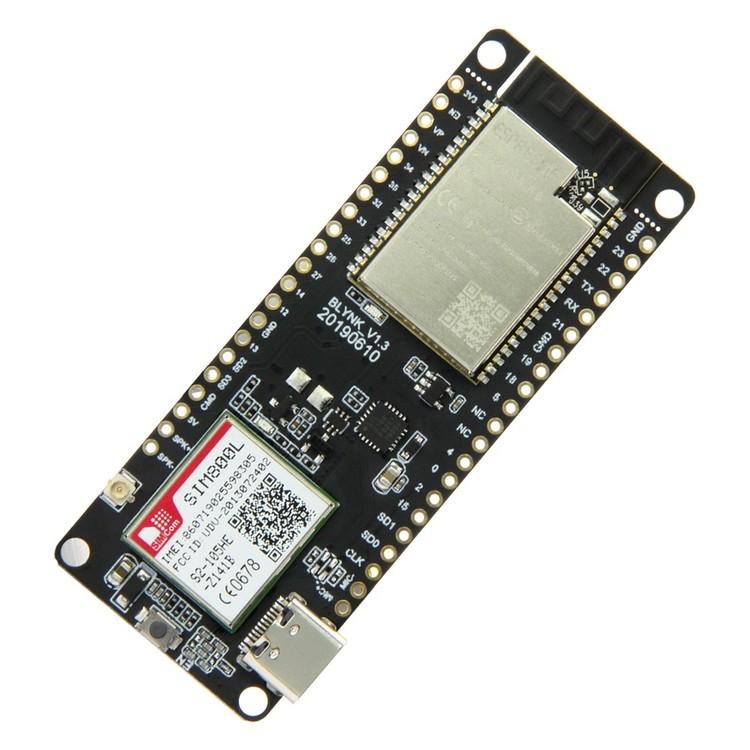 TTGO T-Call V1 3 ESP32 Wireless Module GPRS Antenna SIM Card SIM800L Module