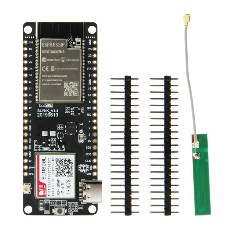 TTGO T-Call V1.3 ESP32 Wireless Module GPRS Antenna SIM Card SIM800L Module