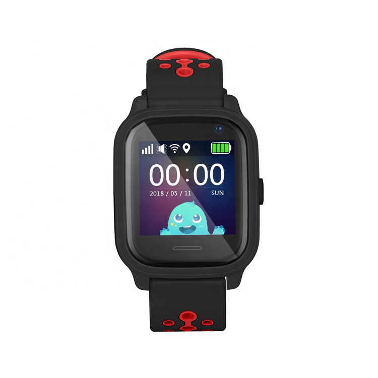 Smart GPS-klocka för barn