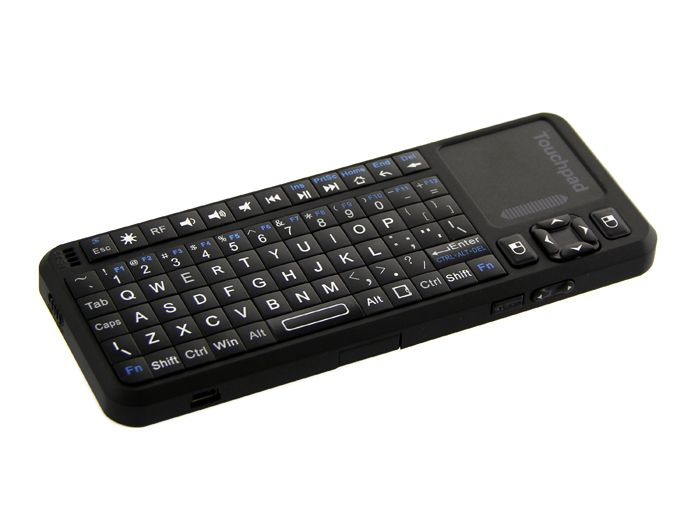 Mini Wireless Keyboard and Touchpad Mouse