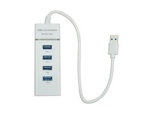 USB3.0 HUB 4 ports