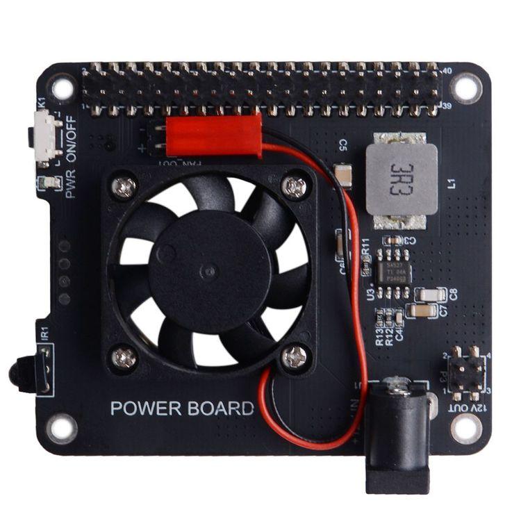 DockerPi PowerBoard