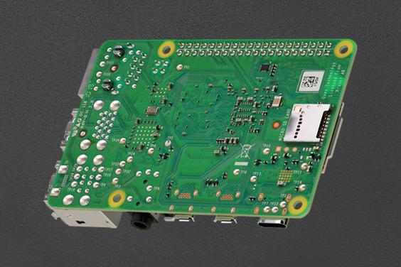 Raspberry Pi 4  4GB with DockerPi PowerBoard