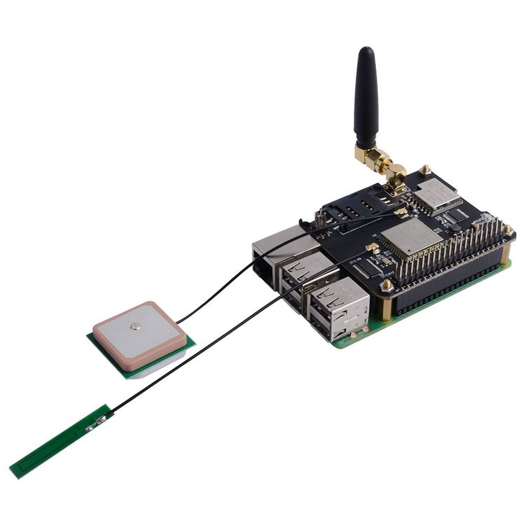 DockerPi IoT Node(A)