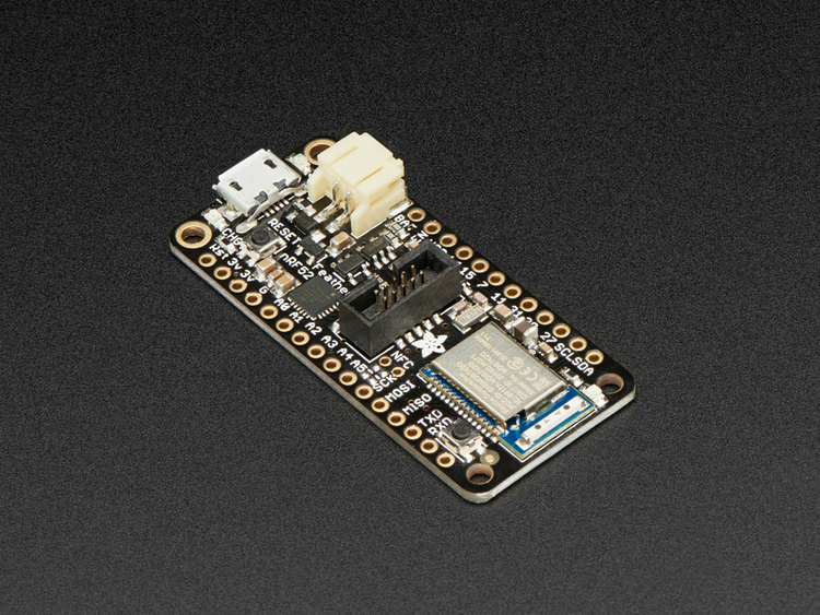 Adafruit Feather nRF52 Pro with myNewt Bootloader - nRF52832
