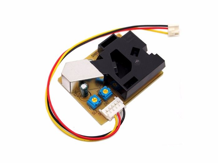 Grove - Dust Sensor for air quality(PPD42NS)