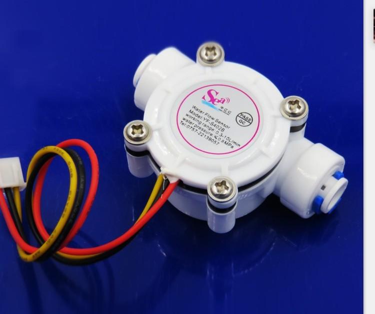 Water Flow Sensor Vattenflödesgivare