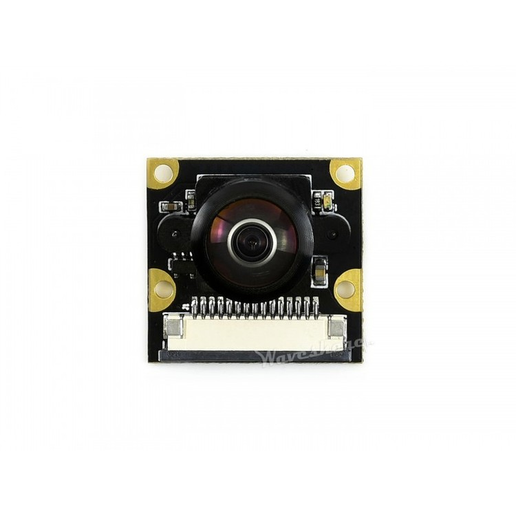 IMX219-200 Camera, 200° FOV, Applicable for Jetson Nano