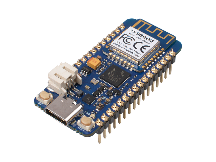 Wio Lite W600 Arduino compatible board with the W600 WiFi module