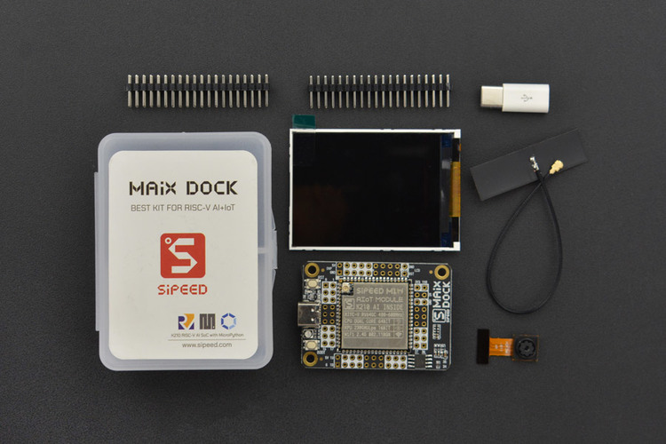 M1W Dock AI Development Kit