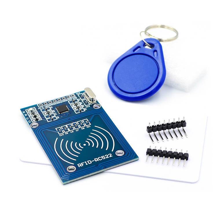 MFRC-522 RC522 RFID RF IC Card Inductive Module
