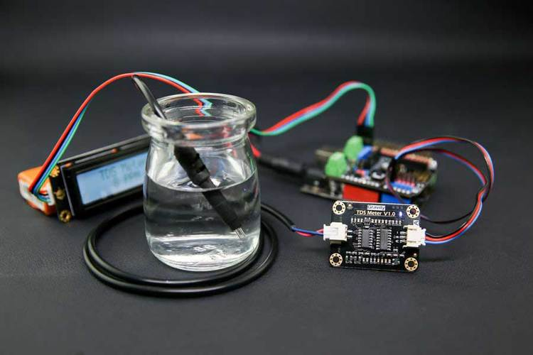 Gravity: Analog TDS Sensor/Meter for Arduino