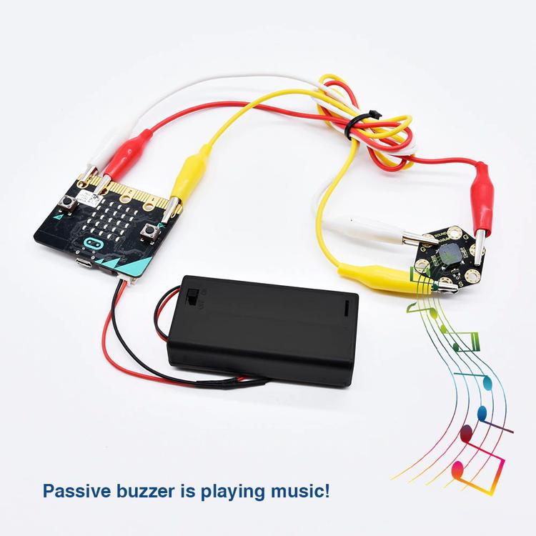Keyestudio Passive Buzzer Sound Module For BBC micro:bit