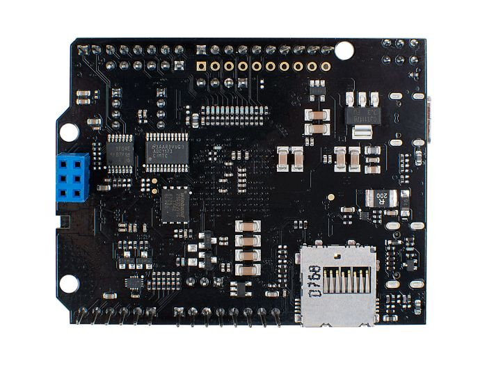 Spartan Edge Accelerator Board  - Arduino compatible FPGA Shield with ESP32