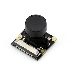 RPi Camera (H), Fisheye Lens, Supports Night Vision