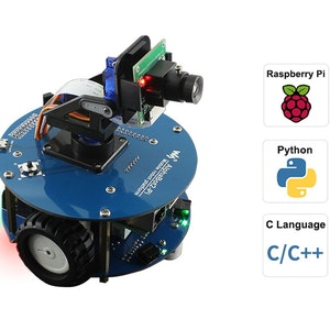 AlphaBot2 Video Smart Robot Powered By Raspberry Pi 4