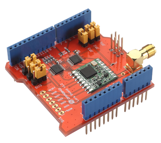 LoRa Shield 433Mhz for Arduino