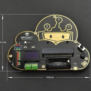 micro IoT (V1.0) - micro:bit IoT Expansion Board